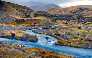 Alpine Country Run Off by Capturing-the-Light