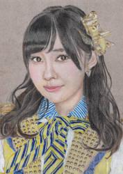 Rino Sashihara by kaixax555