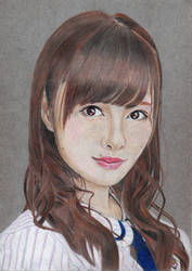 Shiraishi Mai by kaixax555
