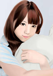 Nishino Nanase by kaixax555