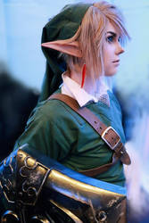 Skyward Sword Link by SophieRiis