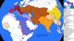 Alexander's Legacy by Goliath-Maps