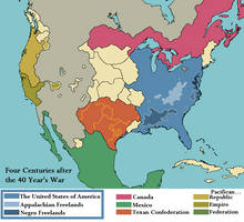 Cowboys and Aryans by Goliath-Maps