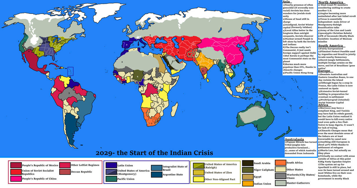 Ice Age Map Of The World.The Yellowstone Ice Age By Goliath Maps On Deviantart