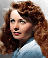 Colorization of Jeanne Crain by NorthOne
