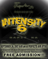 Intensity six by bjworks