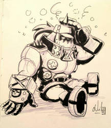 Potemkin Buster'd  by Beuzer0