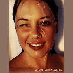 Melissa - Digital Painting in Photoshop by LopezLorenzana
