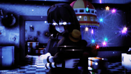 (MMD ART)-Plush nightmare by marionette511
