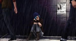 Life is Strange - Chloe - Missing You by Maria-Mason