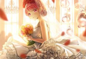 June Bride by dmarichanb