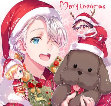 Merry Christmas! by dmarichanb