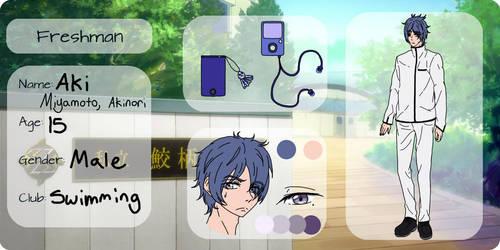 S-G App - Aki (WIP) by Tamashii-Otomes