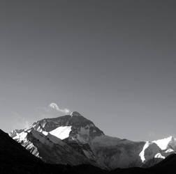 Mt Everest by PukeChrist