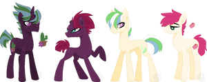 Twist Family by Shiny-s-Universe