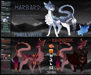 Harbard by 3DAri