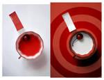 red tea and milk by iNDiE-k