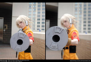 Seras Victoria: In My Sights by Redustrial-Ruin