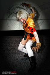 Hellsing Cosplay: Seras: World of Madness by Redustrial-Ruin