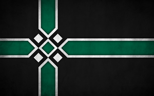 Original Flag #15 by GreatPaperWolf