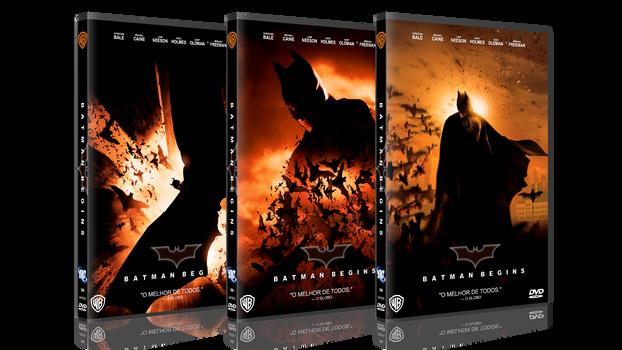 Batman Begins by SoulGon