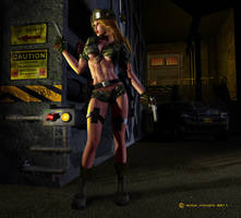 In the Facility (sector 87A) by dreamdesigner442