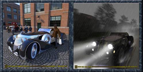 Retro Dream Car-Ordinary Moments by dreamdesigner442