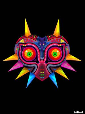 Zelda Majoras by TOLLTROLL