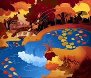 Rhea Laurel's Pond home by xXNovaNepsXx
