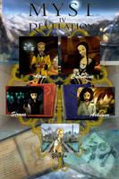 MYST IV: Revelation by MimixMok