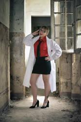 Dr. Harleen Quinzel - Harley Quinn 4 by AmuChiiBunny