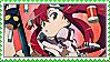 Stamp: Yoko by sirbartonslady