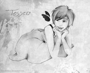 Tessen by Ciele-arts