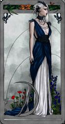 .:. Malkia .:. by Lady-Oolong