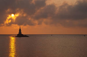 Ahtopol Lighthouse 4 by Bomb-Creator