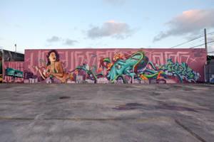 Octopus Miami by estria