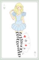 Alice in Wonderland by MartaValentin