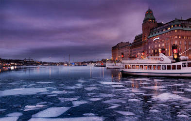 Stockholm by ParticleStorm
