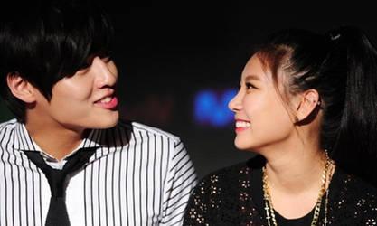 Dahee - GLAM y Kang Ha Neul by maarsakurita