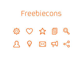 Freebiecons - Icons for free by Clavicus14