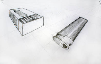 Perspective study. 01. by kulka