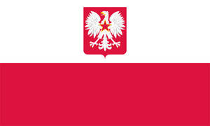 Flag of the Socialist Republic of Poland (OLD) by RedRich1917