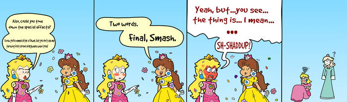 The 3 Little Princesses Parody: Special Effects by dogman0