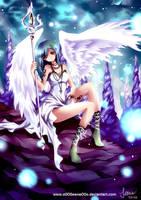 Angels World by SeenasArt