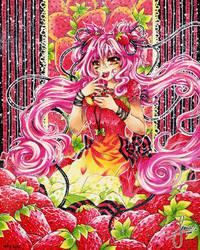Strawberry by SeenasArt