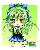 Kimiko Chibi by SeenasArt