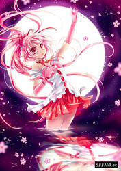Cherry Moon by SeenasArt