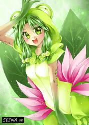 Ranae (Happy Birthday Miya ^u^) by SeenasArt