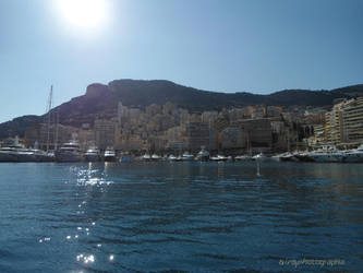 bienvenu a Monaco by Airaph