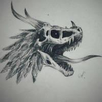 Ancient Dragon #2 by Neko-Devil-Chan